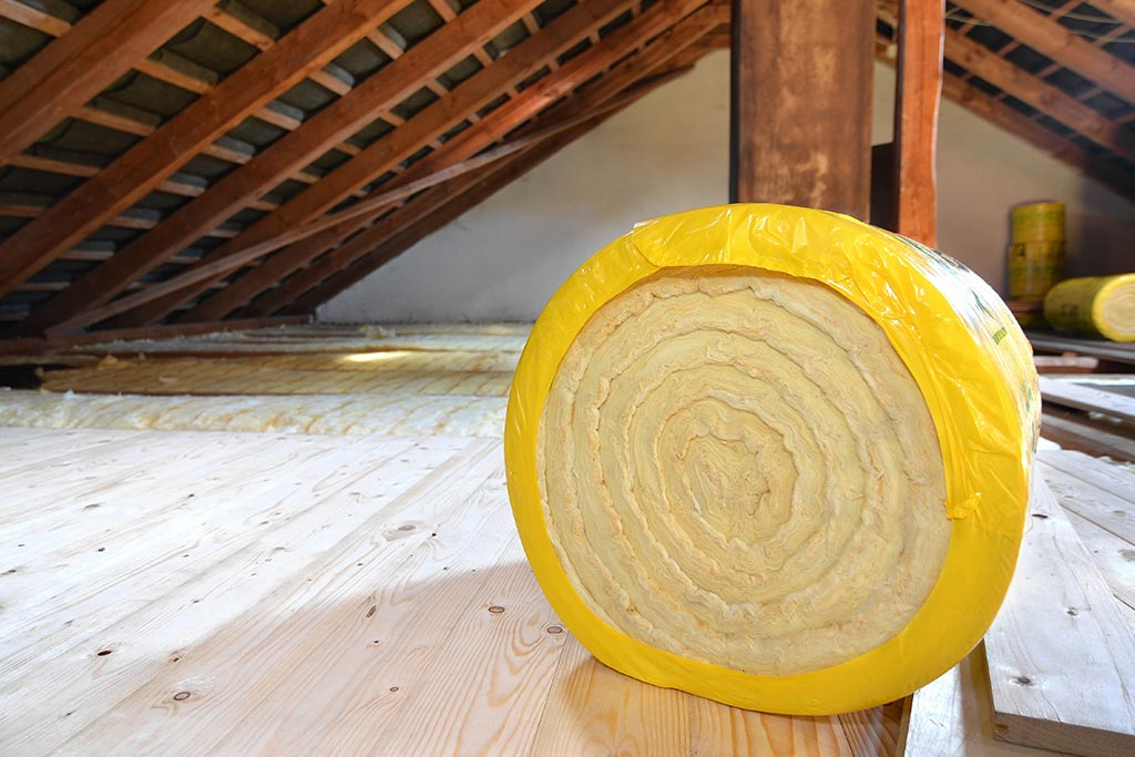 thermal and acoustic insulation materials