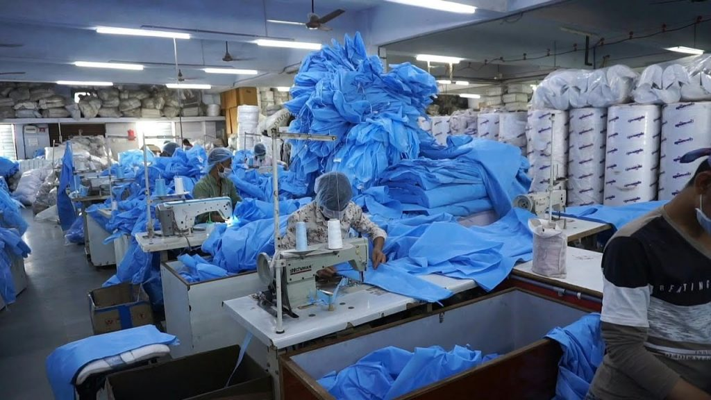 Top PPE Kits Manufacturing in India