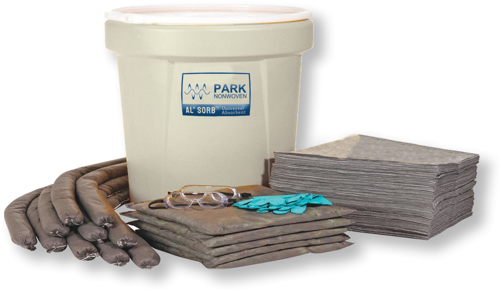 Park non Woven Oil Absorbent Pads
